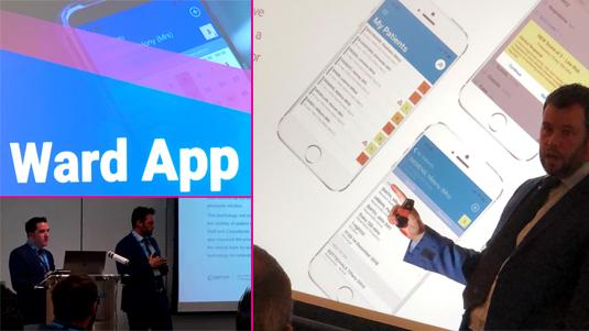 Compucare Live Ward App