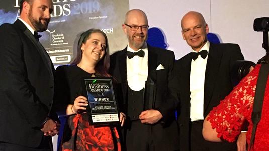 Medium Business of the Year Award