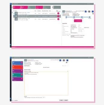 CV Screens